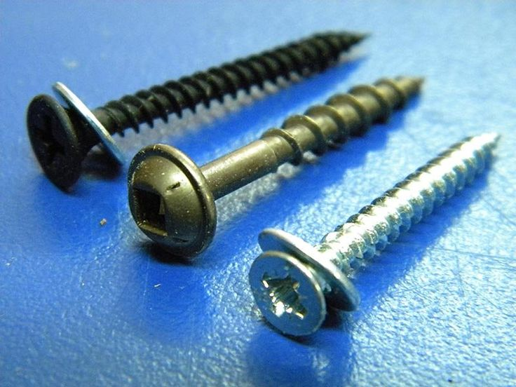 Kreg Pocket Hole Screws Alternatives