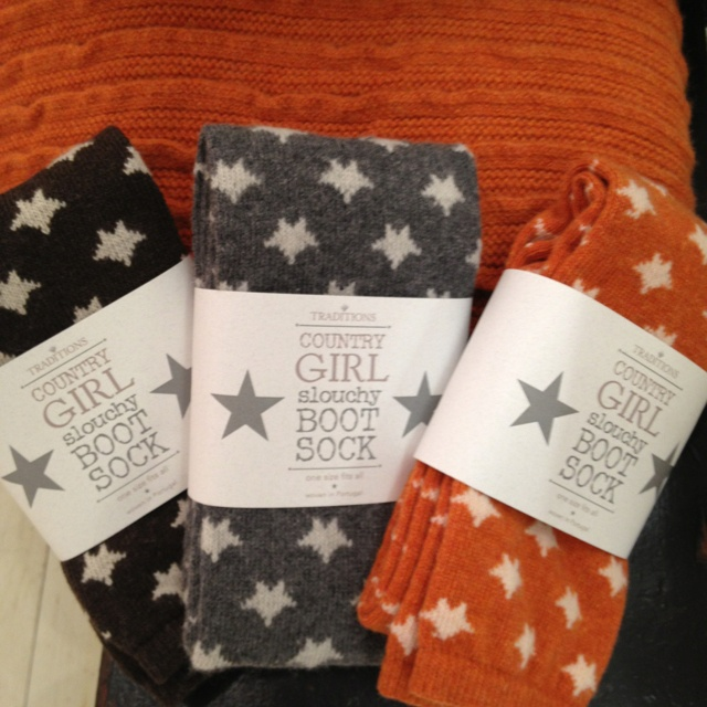 Country Girl Slouchy Boot Socks: Country Girl, Boots Socks, Boot Socks
