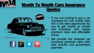 monthly car insurance calculator uk