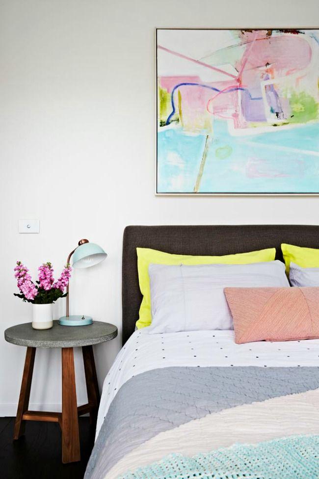 Les 25 meilleures id es de la cat gorie d co pour chambre for Decoration chambre etudiant