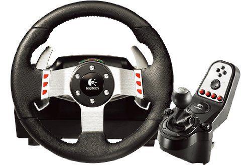 Logitech G27 Racing Wheel, Nero, Versione Italiana: Amazon.it: Informatica