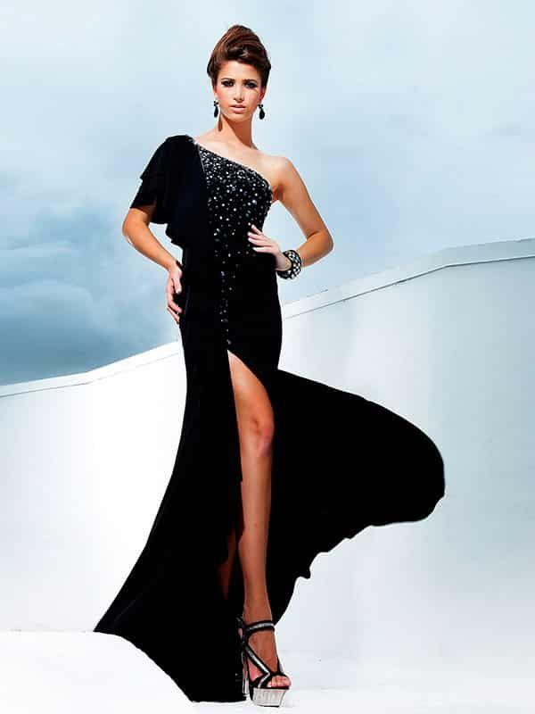Фасоны длинных платьев: ТОП 18 самых стильных фасонов | LadyWow - Гламурное платье труба