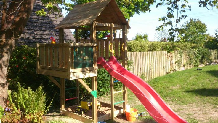Jungle Gym built by E. Mccarroll for Woodstoc Northern Ireland.