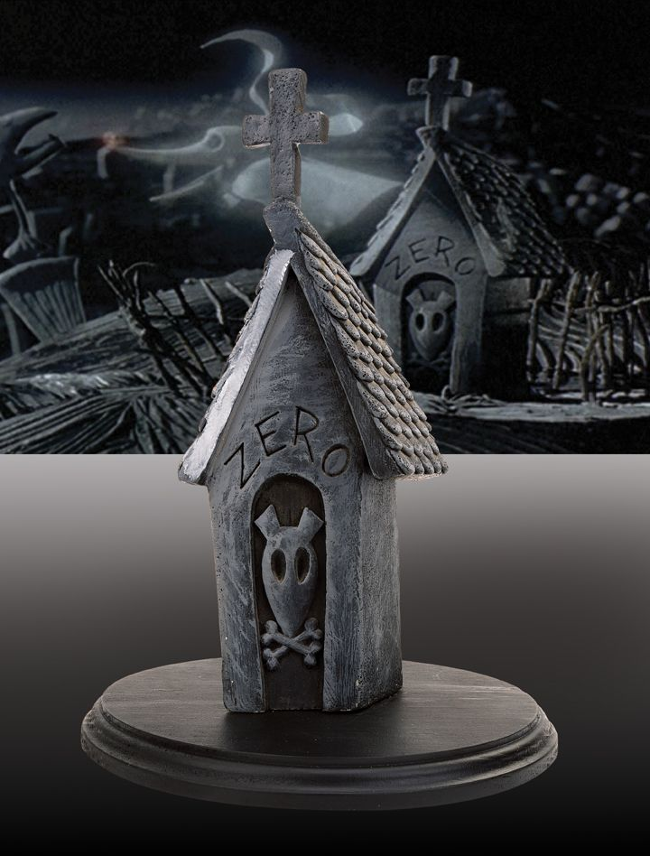 "Zero's"" tombstone doghouse from The Nightmare Before Christmas ..."