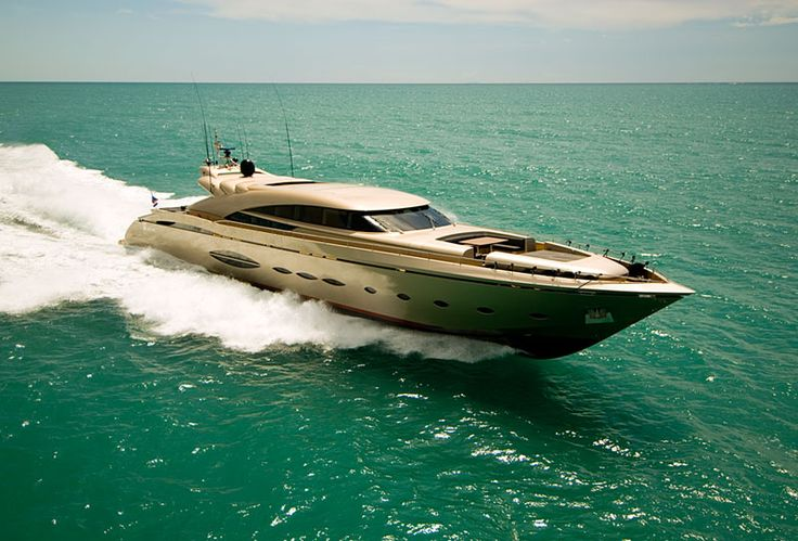 AB Yachts 140