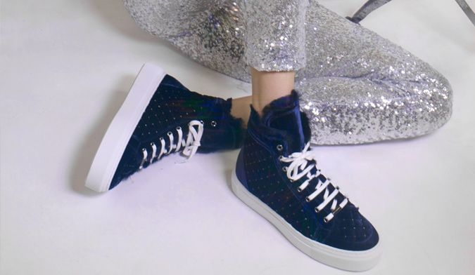 Le Silla JULIE SNEAKER | Buy ➜ https://shoespost.com/le-silla-julie-sneaker/