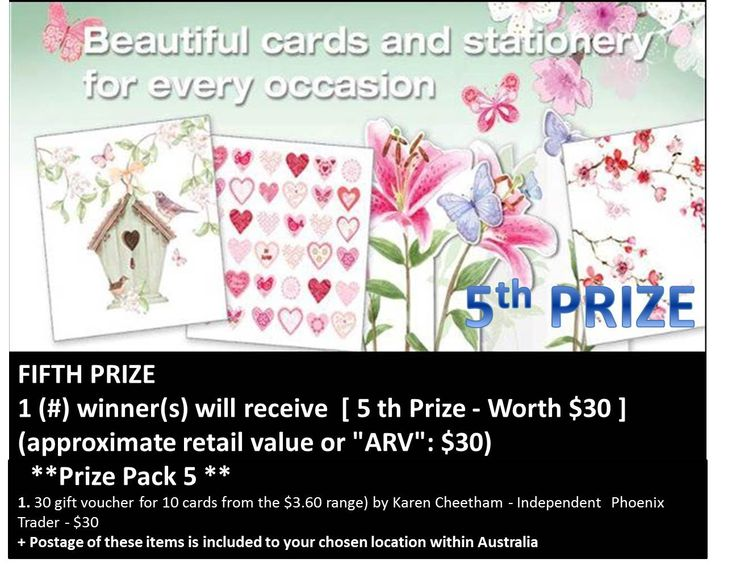 Win this voucher worth $30 See https://www.facebook.com/nicsbuttonbuds/app_228910107186452 for more details Ends July 7th 2013