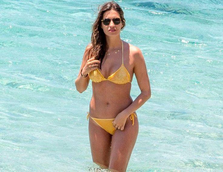 El bikini más atrevido de Sara Carbonero arrasa en las redes