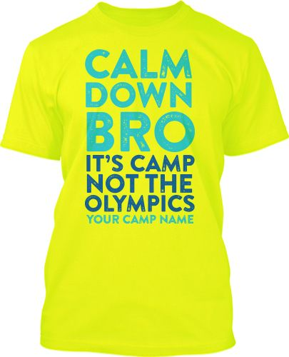 57 best summer camp t shirts images on pinterest