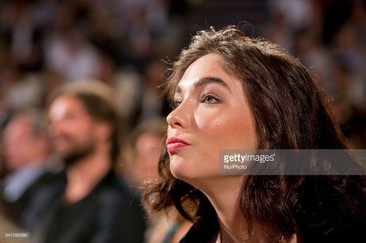 Matilda De Angelis attends 62 Taormina Film Fest - Day 8 on June 18, 2016 in Taormina, Italy.