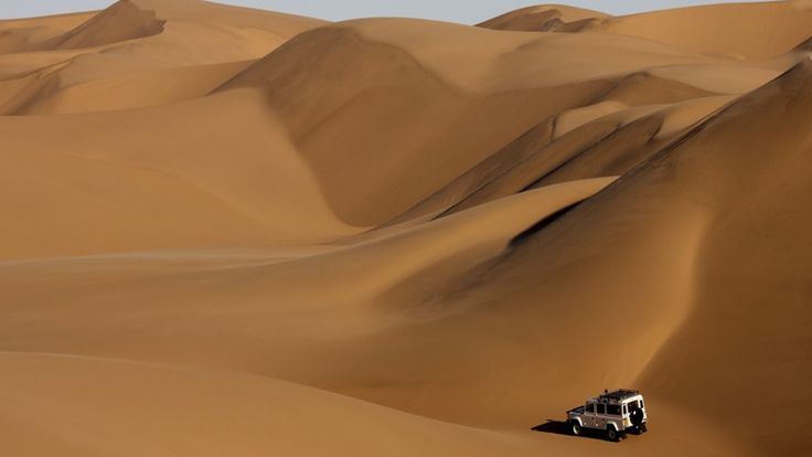 Luxury 4x4 safaris in the Namib Desert with Ker & Downey Africa #luxurytravel #4x4 #namibia