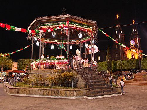 La Plazita,  Ocotlan, Jalisco.....where I want to be this summer