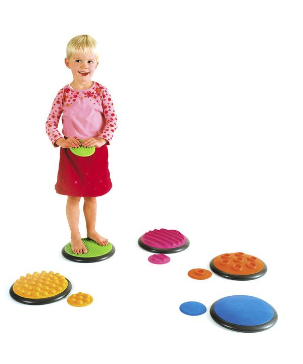Look at this Tactile Disc Set on #zulily today!