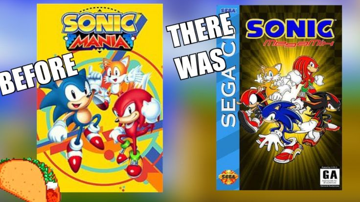 Before Sonic Mania, There Was Sonic Megamix