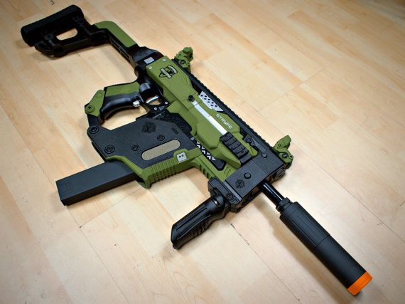 kriss vector mods