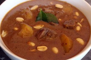 skinnymixer's Massaman Beef Curry