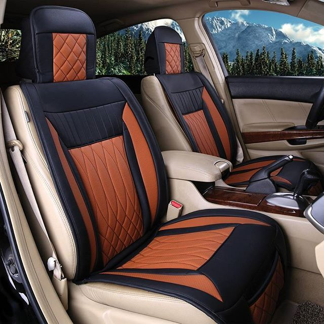 We ❤ our Luxury Series Saddle Brown Seat Covers. It's no wonder they're a bestseller – luxury, class, comfort, they have it all! https://masque.ca/product/luxury-series-saddle-brown-full-kit-seat-covers/ #luxury #masque #masqueautomotive #luxuryseries #seatcovers #cars #trucks #brown #leather #style #trendsetter #bestseller #sale #interior #need