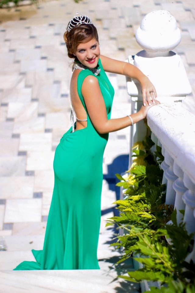 Preciosa, increíble , nos encanta  Tania con su vestido Alchera Abiye de IKKA, un beso y muchísimas gracias por las fotos   #alchera www.alchera.com