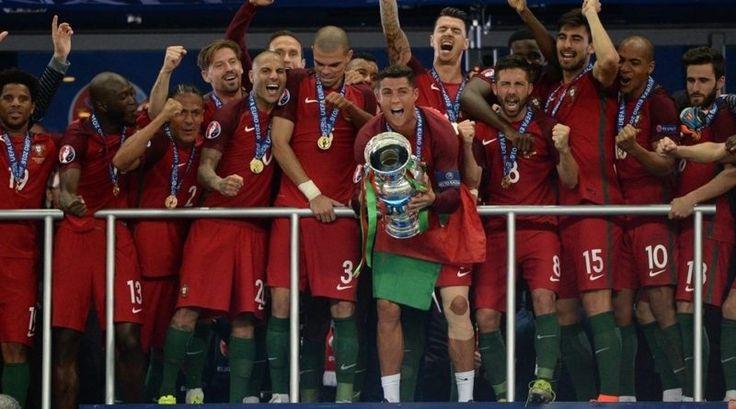 Portugal UEFA EURO 2016 champions – sportbrief