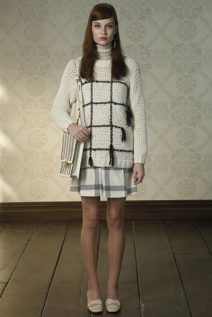 Tory Burch Pre-Fall 2015 [Photo by John Aquino]