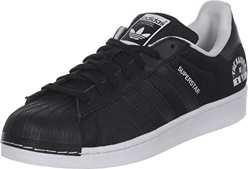 Adidas Superstar Beckenbauer Schuhe 6,5 black/white - http://uhr.haus/adidas/adidas-superstar-beckenbauer-schuhe-6-5-black