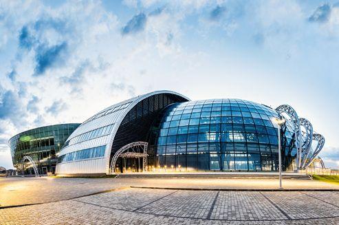 Prezentacja założeń do Polskiej Strategii Kosmicznej, spotkania networkingowe środowiska związanego z branżą kosmiczną oraz warsztaty mentoringowe – na to wszystko mogą liczyć uczestnicy pierwszego Europejskiego Kongresu Robotycznego (ERC – European Robotics Congress) #ERC2016 #ERC #EuropejskiKongresRobotyczny #Rzeszów #Jasionka