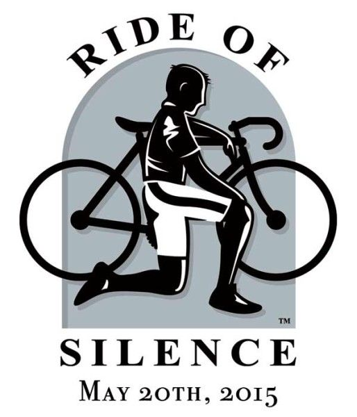 Ride of Silence – On May 20, 2015 - 6:15 PM Rose Bowl Parking Lot K, Pasadena, CA