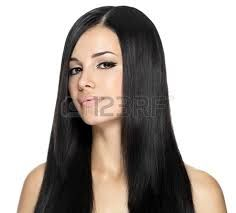 Image result for ladies with long straight hair pictures