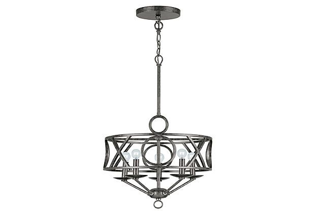 Odette Chandelier on OneKingsLane.com  Love this for our dining room