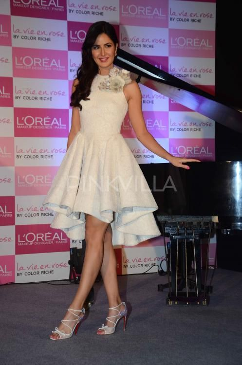 Katrina Kaif is a Vision in White! | PINKVILLA
