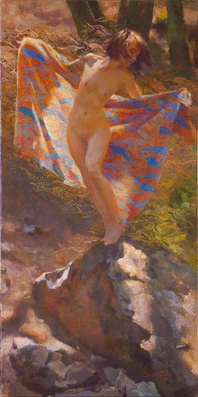 """""""Lucid Awakening"""" - A Giclée Print by Sergio Lopez  #inprnt #print #art #Fine Art $14.00"""
