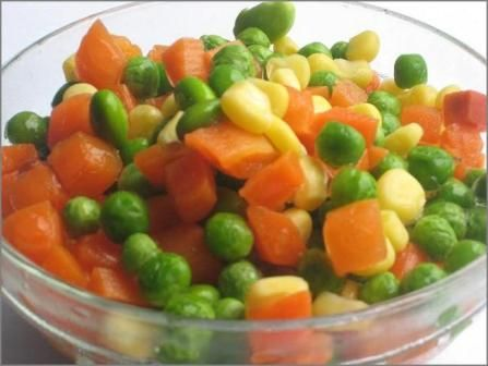 Boiled Vegetables: Best Diet for Glowing Skin