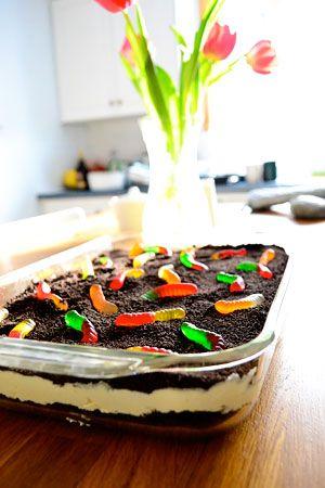 Dirt Cake?