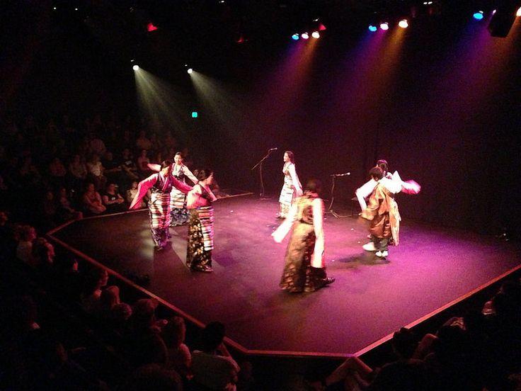 Tibetan Community of Queensland - World Folklines. Performing at the Woodford Folk Festival 2014/15. For more info visit: http://www.woodfordfolkfestival.com