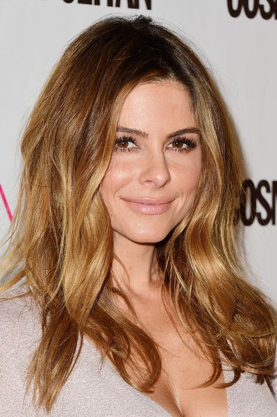 Maria Menounos' Coiffed Waves - The Most Gorgeous Hairstyles From Our Favorite Celebrities - Photos