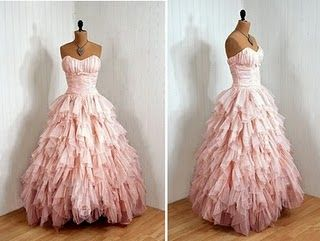 Corset prom dress tumblr
