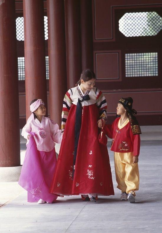 Les bienfaits de la cuisine coréenne.   Gyeongbokgung Palace - Corée du Sud