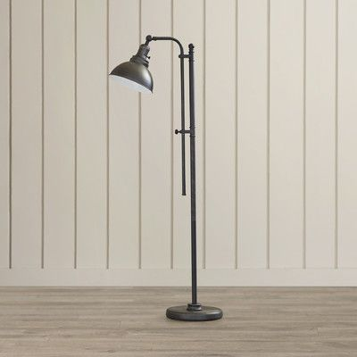 "Breakwater Bay Silview 65"" Task Floor Lamp"