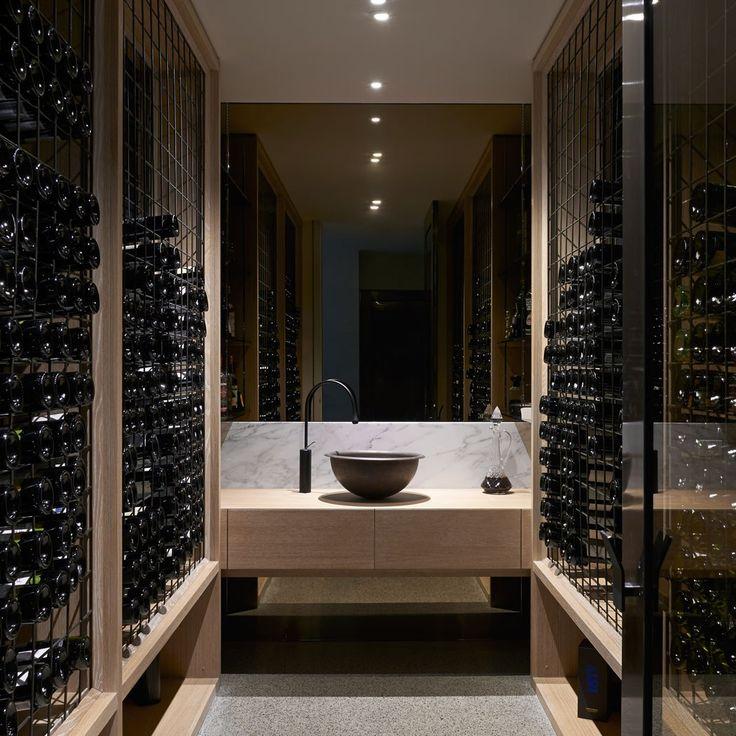 86 best wine storage images on pinterest wine cellars for Interior design agency brighton