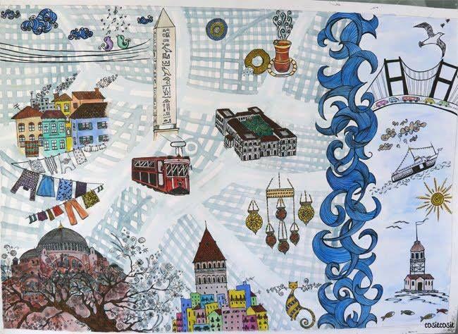 10 romanla İstanbul'u okumak http://sabitfikir.com/dosyalar/10-romanla-istanbul-u-okumak