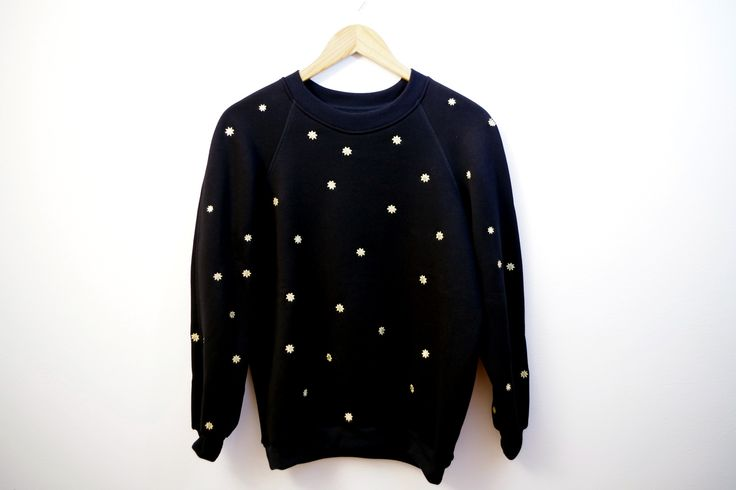 Abodi Stars Night Sky Sweatshirt