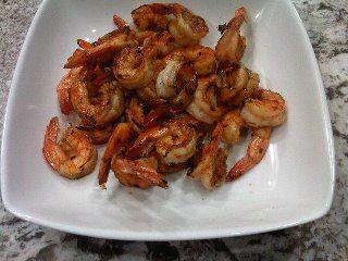 Mafer´s Kitchen: Camarones Teriyaki a la plancha
