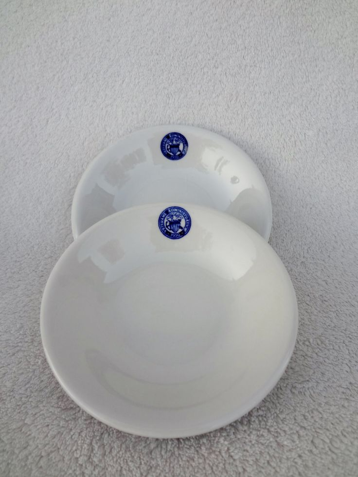 Tepco China 1930's Veterans Administration Bowls by AlayRayVintage on Etsy