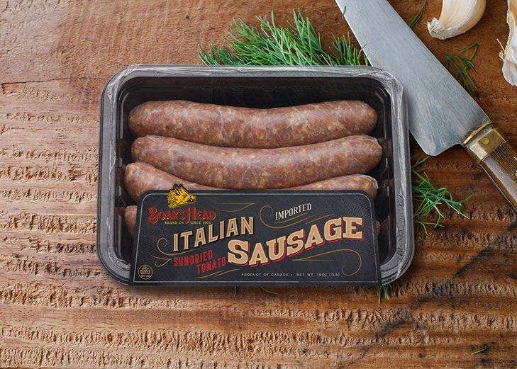 Boar's Head Sausage