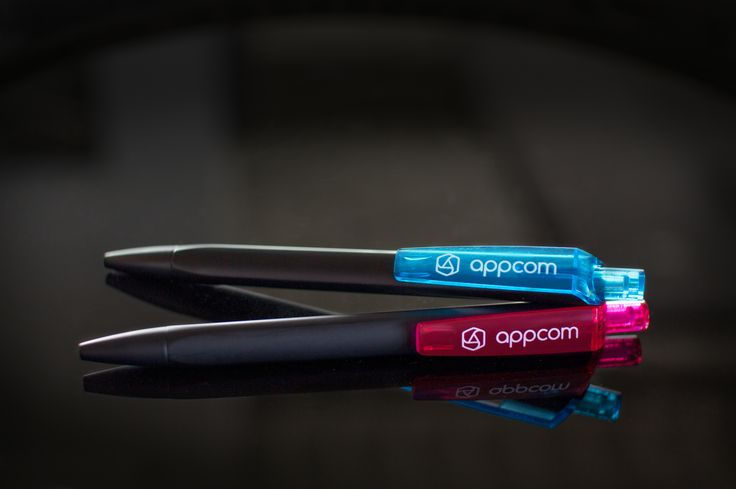branding design | pen | ballpen | CI | corporate identity | appcom