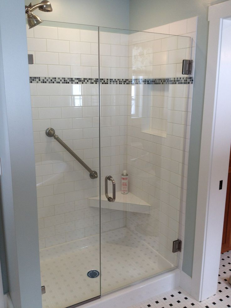 17 best images about shower door tub enclosure ideas on for Custom tubs and showers