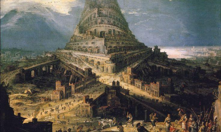 Hospodinova pomsta: Babylónské zmatení jazyků