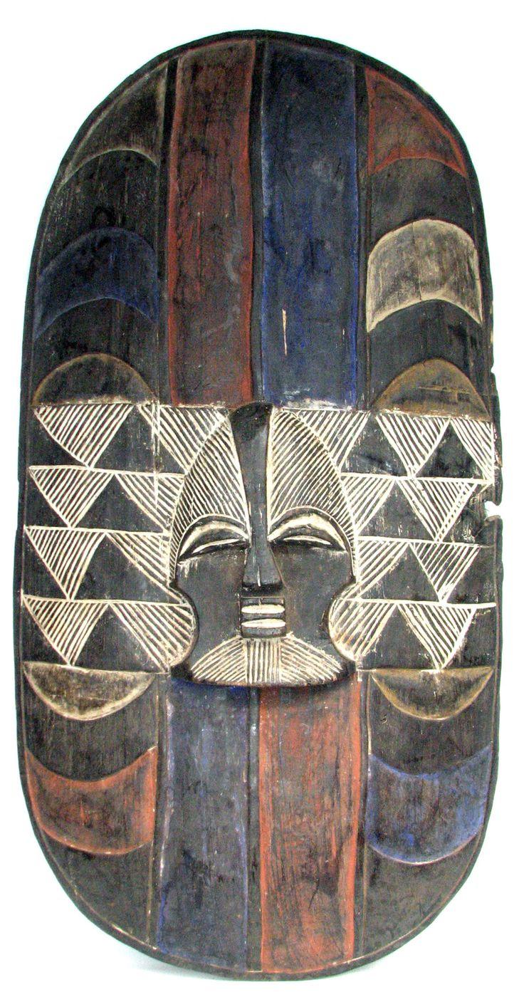 Songye shield - Congo