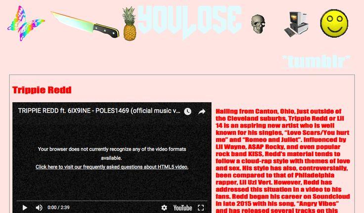 Ravi's Youtube Portal