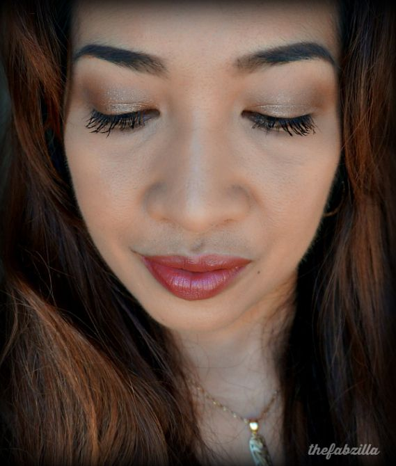 Cherry Blooms Australia Brush On Fibre Eyelash Extensions :: Review, Before/After Photos